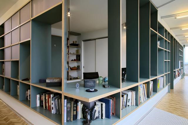 Living room contemporary-living-room