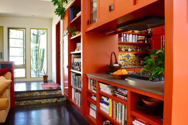 Living Room southwestern-living-room