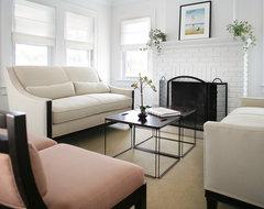 Spring Lake- Living Room beach-style-living-room