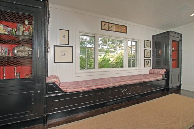 Living Room Sitting Alcove