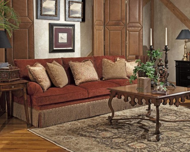 Living Room Sofas Traditional Living Room Other By