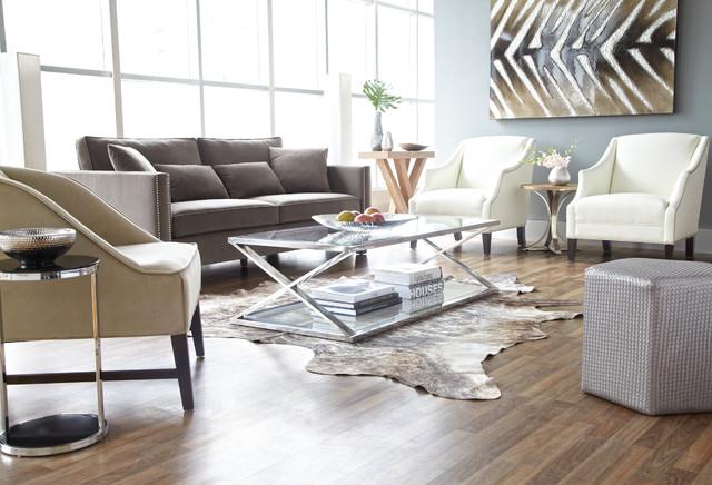 Living Room Sunpan Modern Home