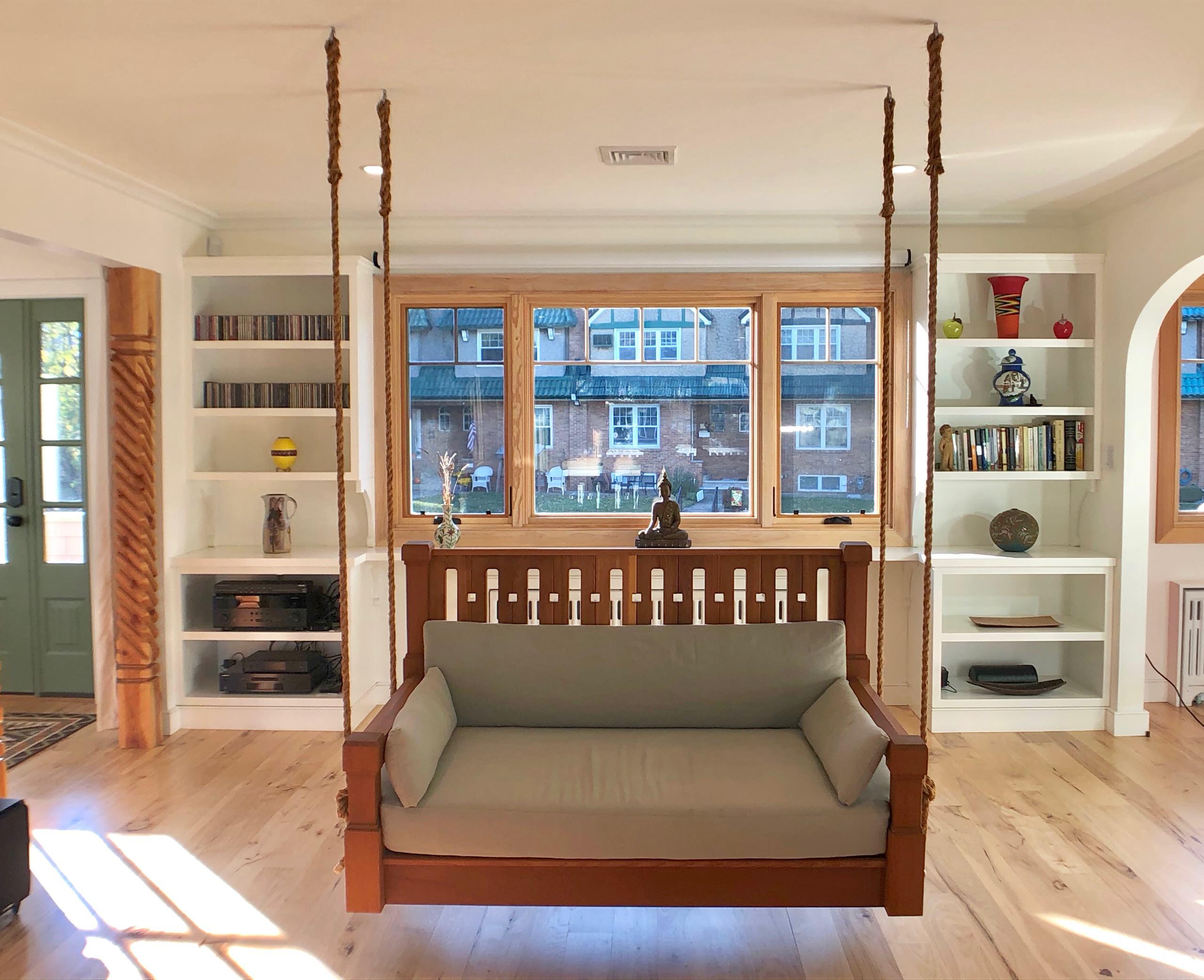Living Room Swing Seat