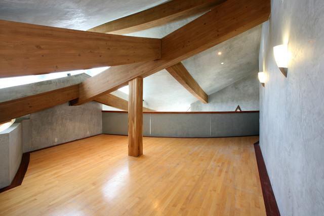 Living Room tropical-living-room