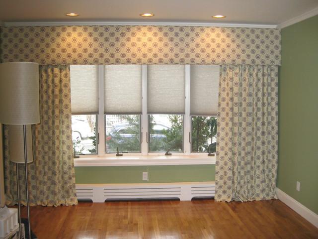 Living Room Whitestone New York Modern Living Room