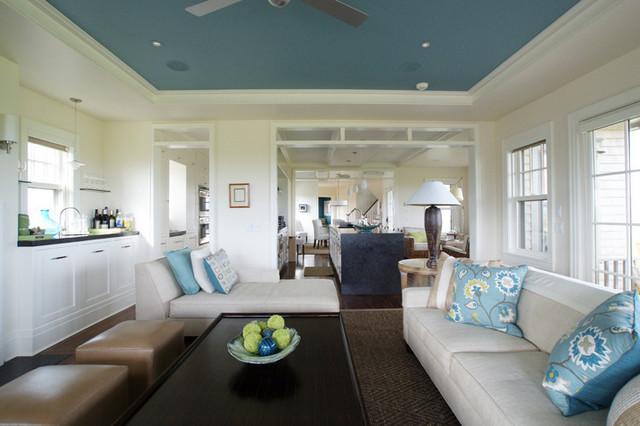 Eel Point Twist living-room