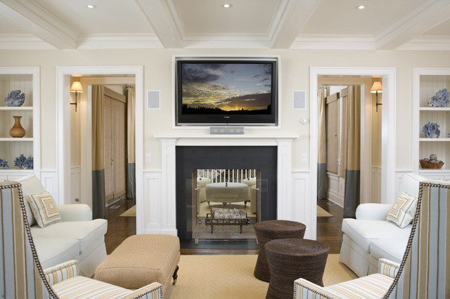 Hedge Hill living-room