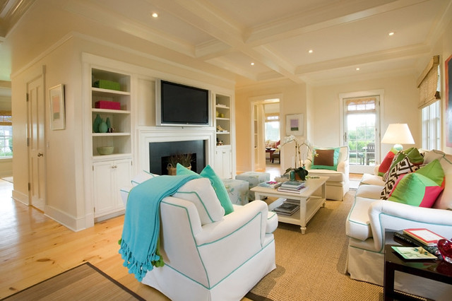 Hedge Hill  living room