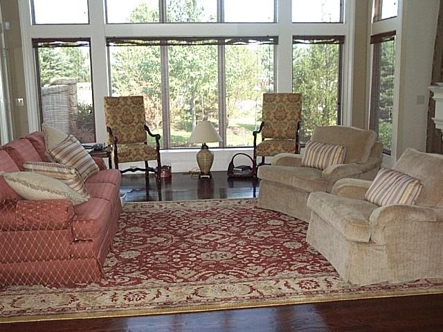Living Rooms Traditional Living Room Kansas City