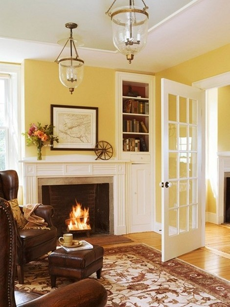 Living Rooms traditional-living-room