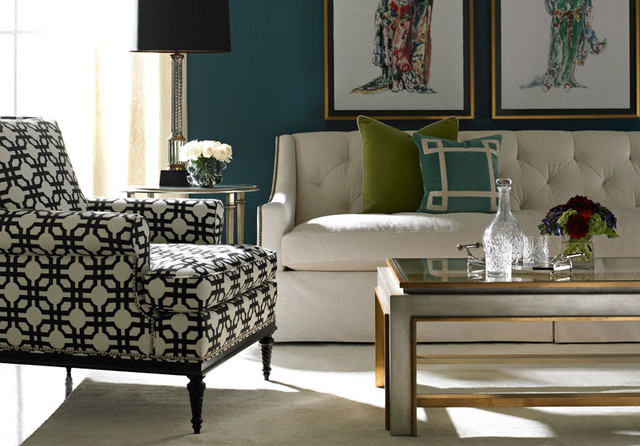 Living Rooms Contemporary, Louisiana Furniture Gallery