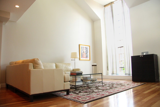 Living rooms for A line salon corte madera