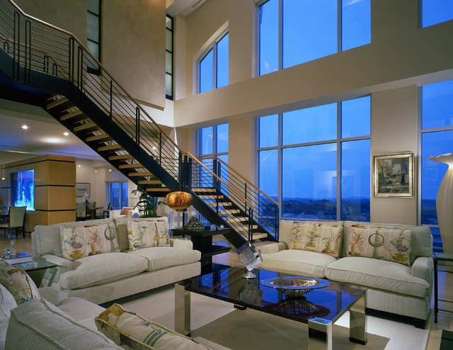 Living Rooms Contemporary Room Charlotte By