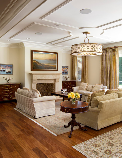 Traditional Living Room Interior Design living rooms - traditional - living room - san francisco -rki
