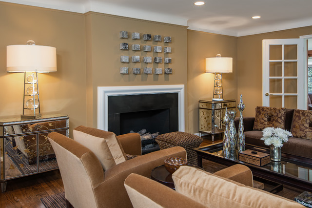 Living Rooms contemporary-living-room
