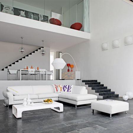 Living Space modern-living-room