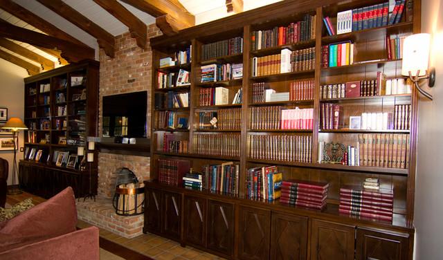 Living Spaces modern-living-room