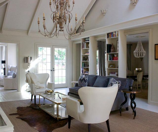 Village interior design llc interior designers decorators - Living Spaces Contemporary Living Room New Orleans