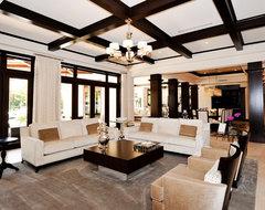 Living2Dine contemporary-living-room