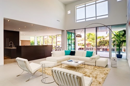 If You Have A Narrow Living Room Or Decided To Place Your Small L Shaped Sectional With Chaise Right At The Centre Consider Placing Two Chairs