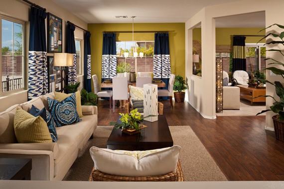 LivingSmart Plan Three contemporary-living-room