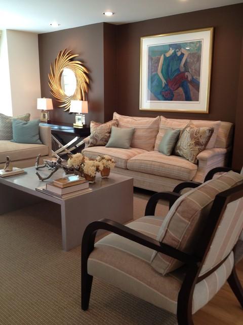 Livingston contemporary # 11 Gra contemporary-living-room