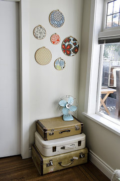 diy decor embroidery hoop wall art