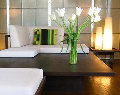 Loft 360 contemporary-living-room