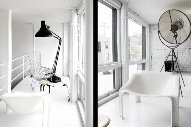 LOFT AVANT contemporary-living-room