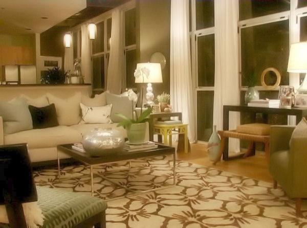 Loft living-room