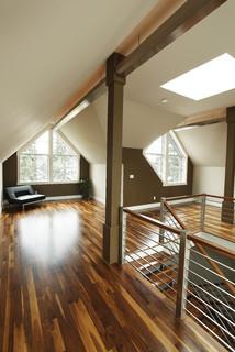 Loft - Contemporary - Living Room - Edmonton - by Habitat Studio