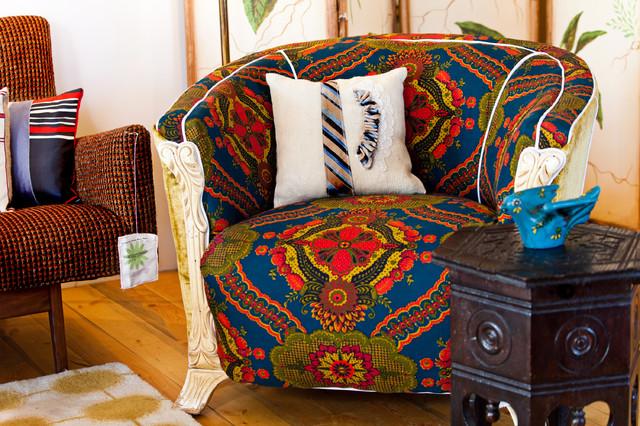 Loft shots eclectic-living-room