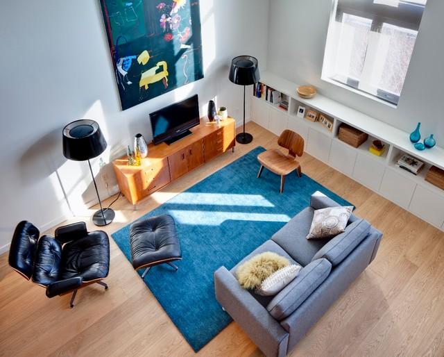 Riverdale modern-living-room