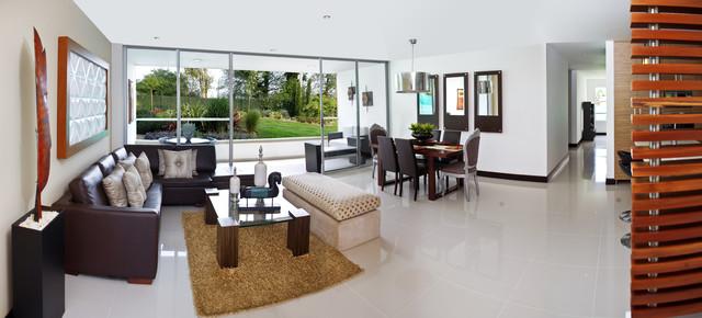 LOMBARDIA  CLUB HOUSE modern-living-room