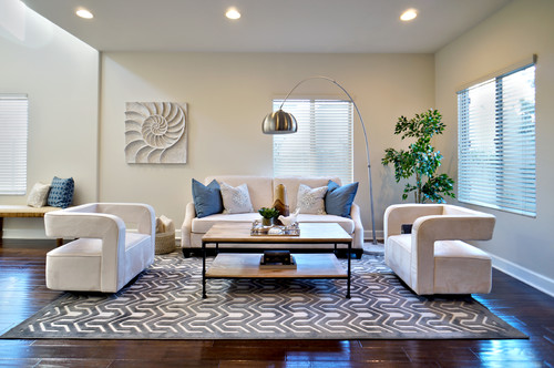 5 Easy Hacks To Make Your Living Room Bigger AND Better! | Plan n Design