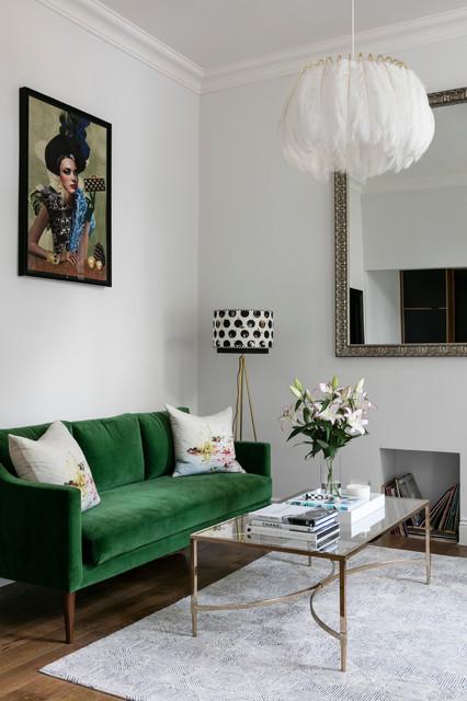 London Georgian Apartment
