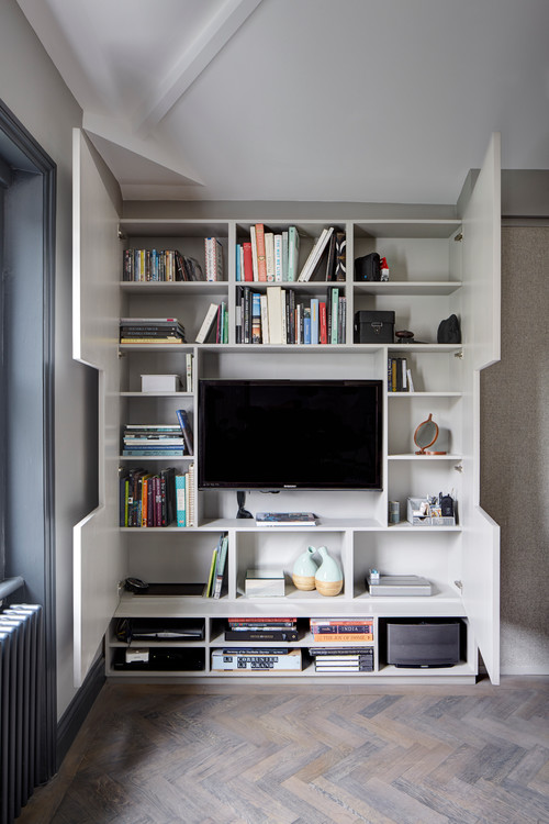 Looking For Some Inspiration Your Living Room Shelves These Ideas Will Help You Design The Perfect Storage To Fit Into E Wver Its Shape