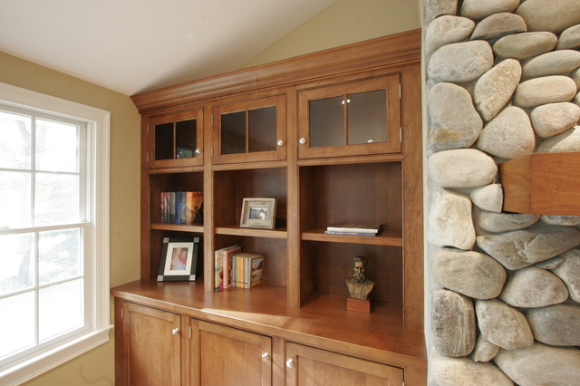 Long pond,Centerville traditional-living-room