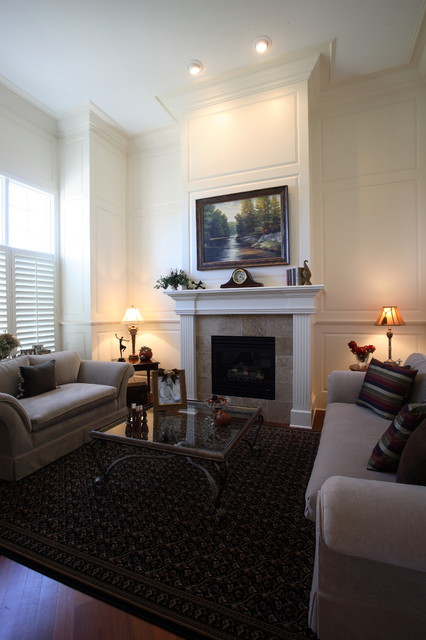 Lord GC Corp traditional-living-room
