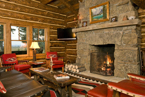 Cabin Style Decorating Ideas - Town & Country Living
