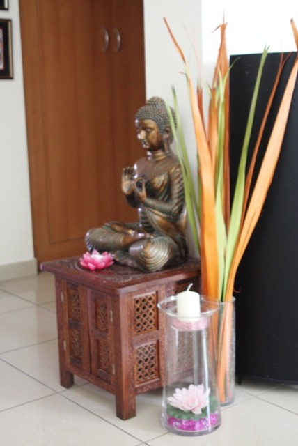 buddha themed living room lotus themed living room asian living room 14705