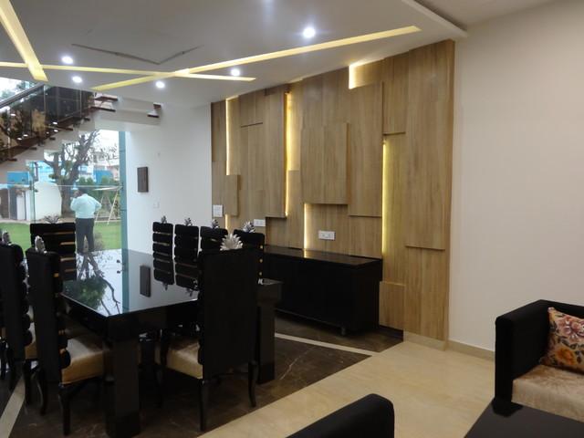 Lounge asian-living-room