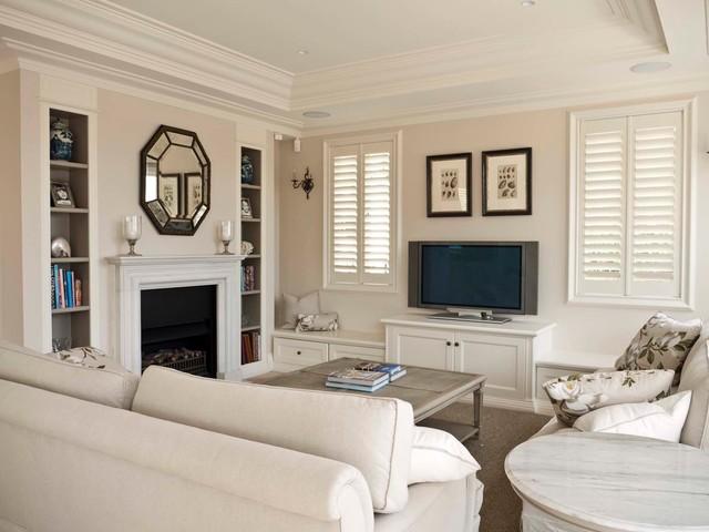 Lounge Room Hamptons style