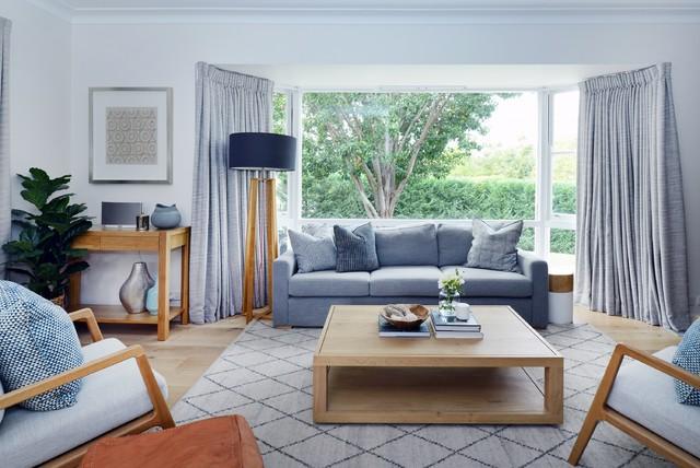 Lounge room Turramurra - Contemporary - Living Room ...