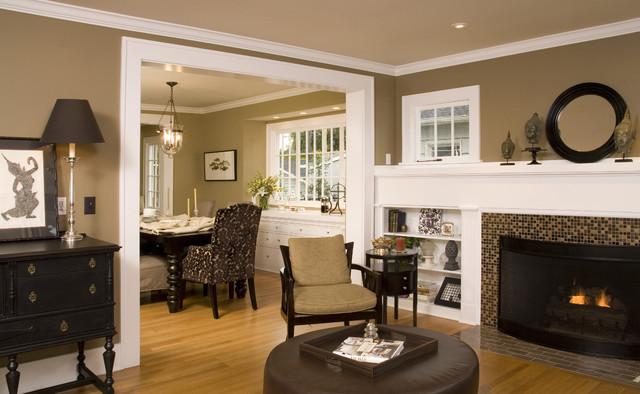 Lovely Living Room traditional-living-room