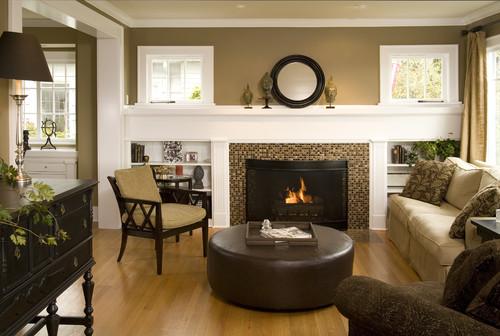 Lovely Living Room traditional living room