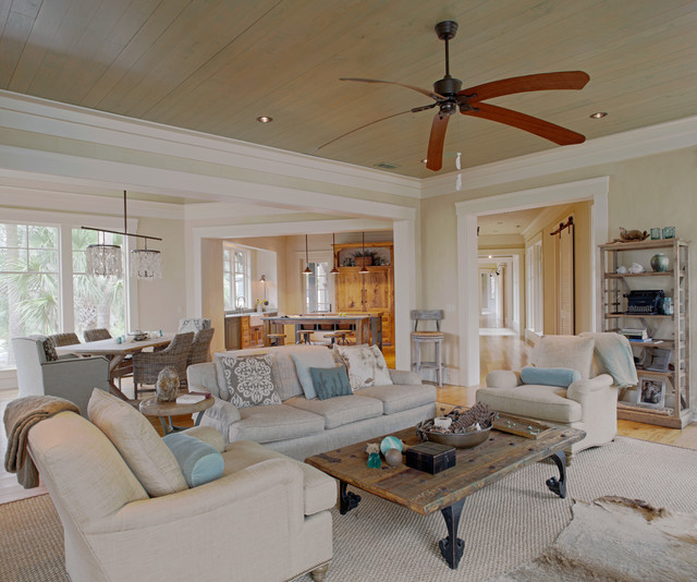 Low Country Tree House Beach Style Living Room Home Decorators Catalog Best Ideas of Home Decor and Design [homedecoratorscatalog.us]