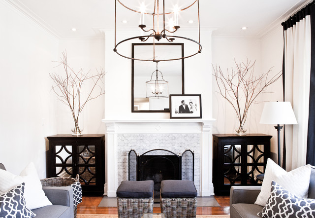 Lux Decor - Westmount traditional-living-room