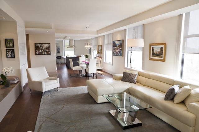 luxurious condo living room contemporary living room toronto rh houzz com condo living room/kitchen ideas condo living room