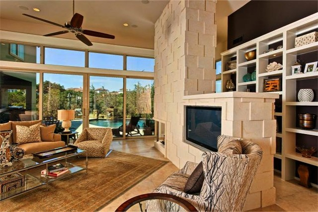Luxurious Living Areas traditional-living-room